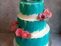 Свадебные, детские торты. Зефир