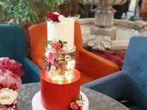 Свадебные торты,шоу-торты