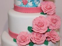Торты для свадьбы на заказ в Твери